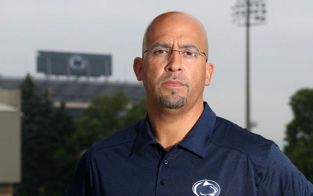 PENN STATE – FOOTBALL 2014 – How Penn State coach James Franklin uses NCAA sanctions as a positive on the recruiting trail   NJ.com