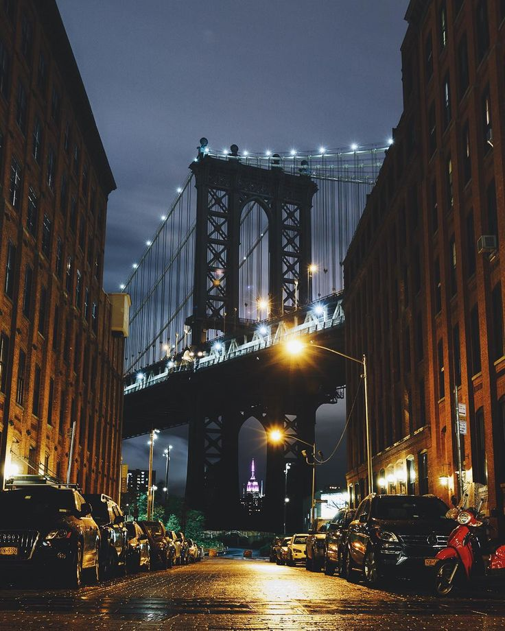 Washington Street, DUMBO, Brooklyn by Brian Nguyen @briannguyen