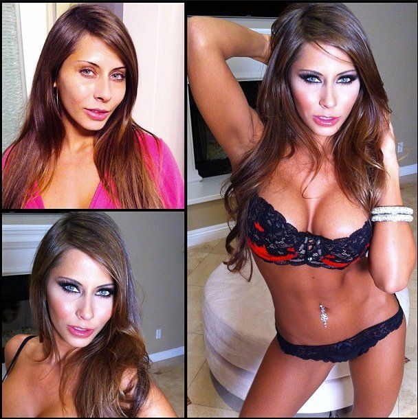 Madison Ivy: Makeup Madison Ivy, Pornstars, 82 P0Rnstars, Ivy Madison, Ivy Porn, Porn Stars, Porno Starı, Starı Madison