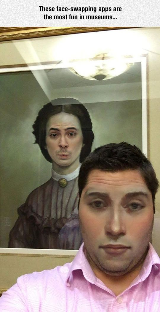 Face-Swapping Apps