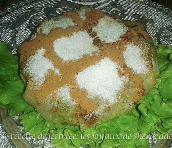 Les Joyaux De Sherazade: Pastilla Au Poulet
