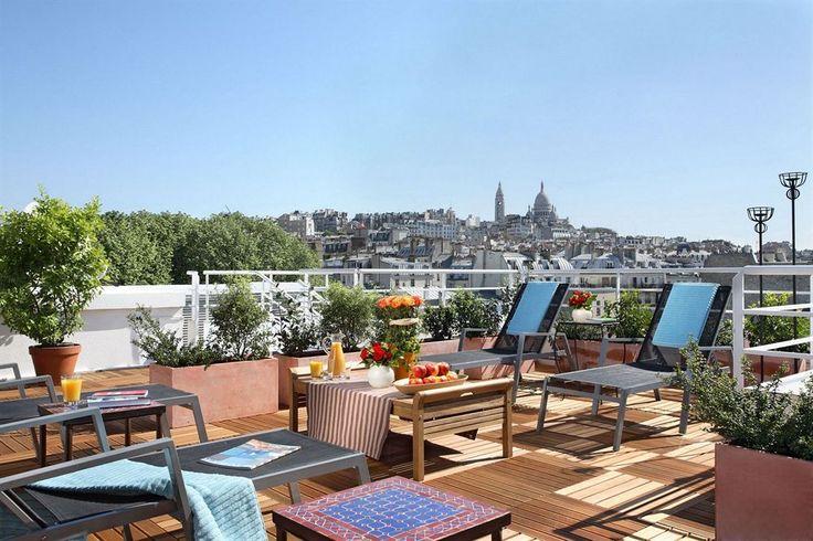 Citadines Montmartre, 16 Avenue Rachel Paris, 75018, France - Hotels.com -