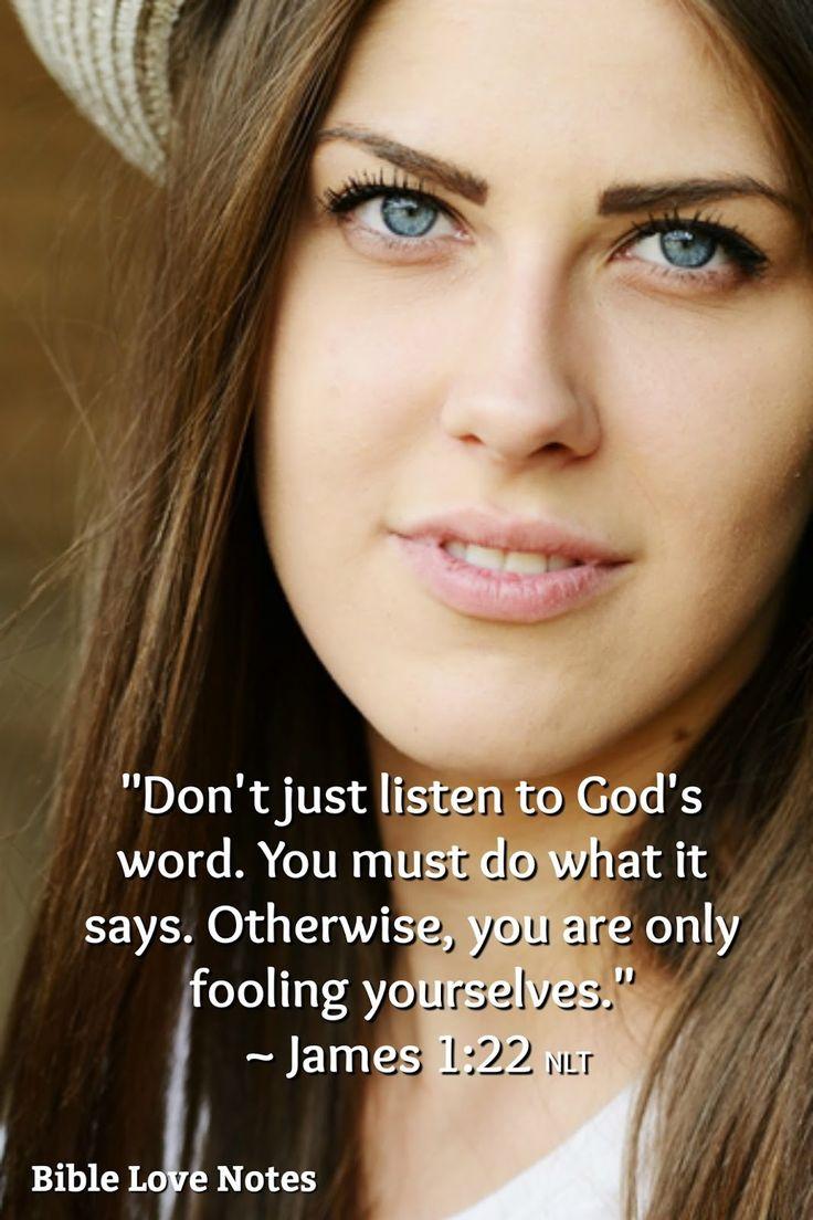 God's Commands Aren't Optional - James 1:22