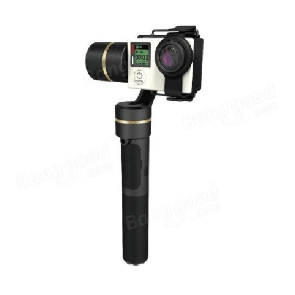 Only US$299.00, buy best Feiyu G5 3 Axis Handheld Brushless Gimbal for GoPro Camera sale online store at wholesale price.US/EU warehouse.