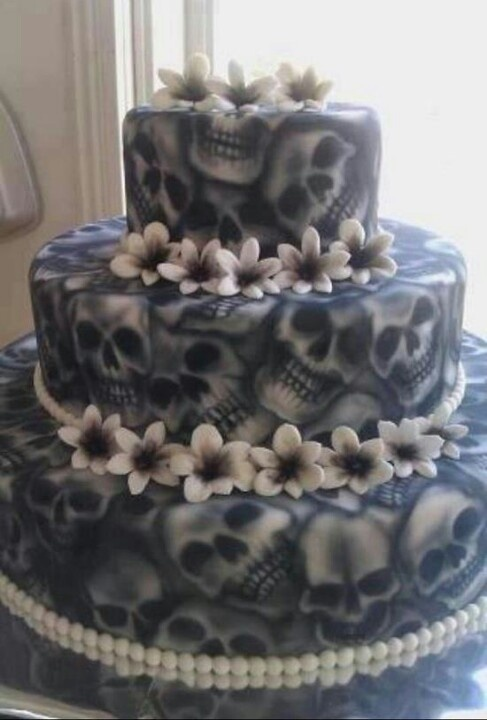Best Cake Ideas Images On Pinterest Biscuits Decorated Cakes - Rockabilly birthday cake