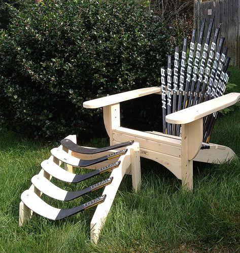 Beautiful Hockey Stick Chair Adironda (473×500)