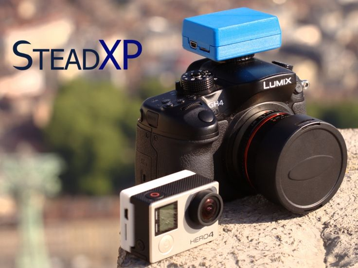 Plug and play video stabilization, hyperlapse and VR device, compatible with nearly all cameras on the market.