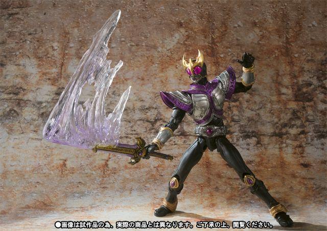 S.I.C. 極魂 仮面ライダークウガ 3フォームセット(ドラゴンフォーム、ペガサスフォーム、タイタンフォーム) 09
