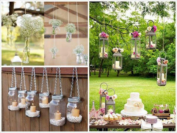 decoracion para casamiento de dia - Pesquisa Google