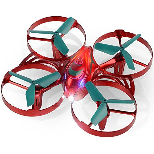 RC Quadcopter Racing Mini Drone - Coolmade Upgraded FPV Quadcopter RC Drone with 2.4Ghz 4CH 6 Axis Gyro RTF Headless Altitude Hold Helicopter for Training Christmas Gifts