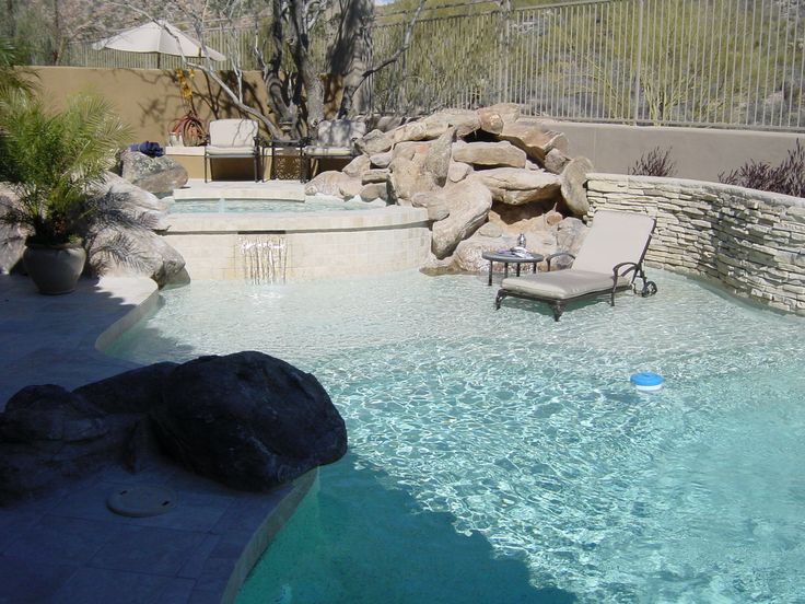 75 best images about just keep swimming swimming for Pool design with sun shelf