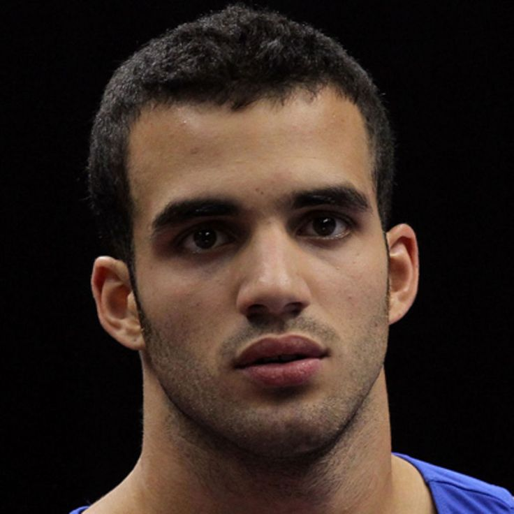 American gymnast Danell Leyva is the first Cuban-American and Miami resident to make it to the United States Olympic men's gymnastics team. Read more about Leyva's career at Biography.com.