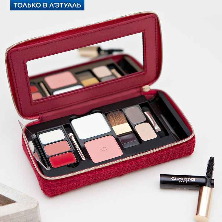 Творческий дуэт Игоря Чапурина и Clarins — в новом эксклюзивном наборе для праздничного макияжа Palette de Maquillage собраны самые актуальные оттенки и текстуры для дневного и вечернего макияжа. Прикоснитесь к высокой моде!