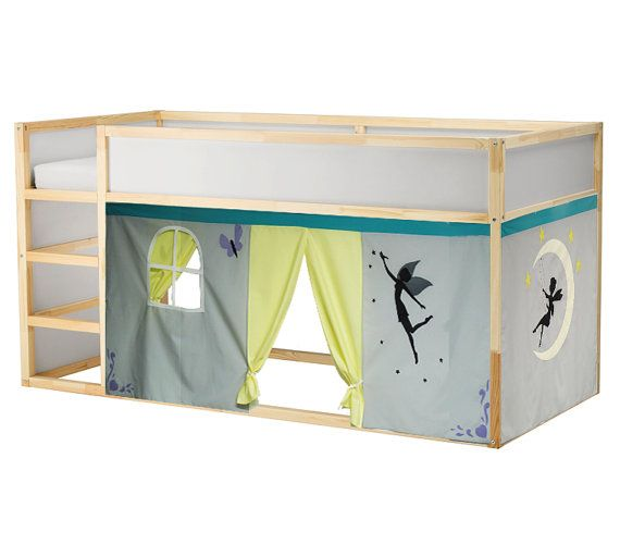 Fairies theme playhouse by CreativePlayShop on Etsy