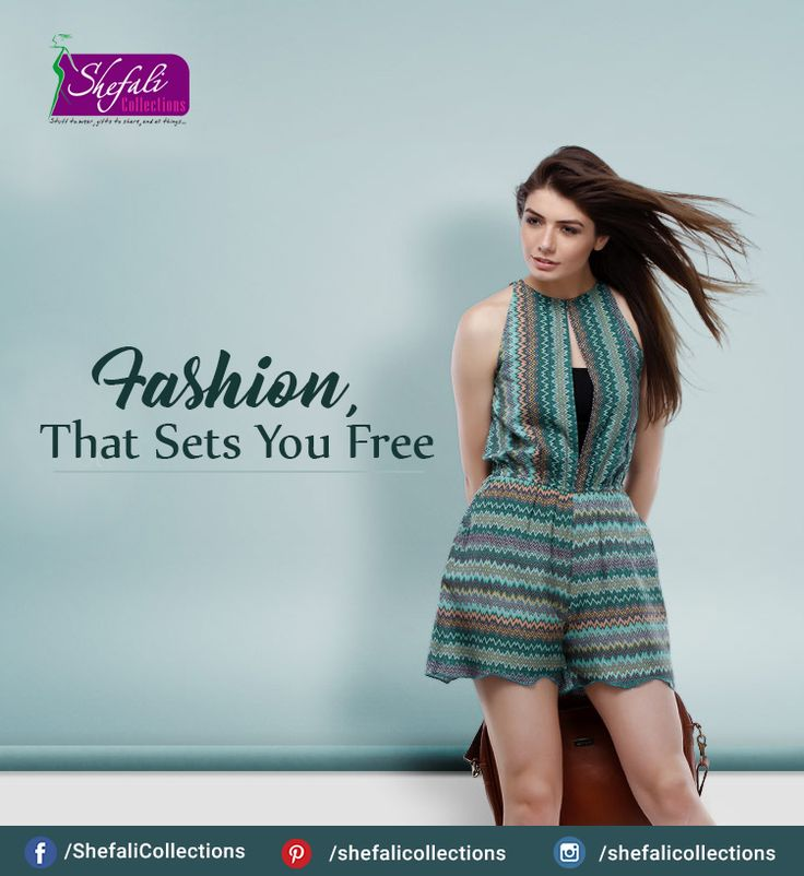 Fashion That Sets You Free !! #ShefaliCollections #Clothes #Fashion #Brand #Style #Dresses #WesternWear #Kurtas #Tops #Jeans