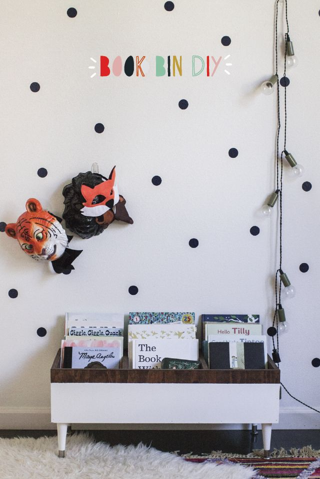Baskets are my favorite way to store kids toys for one very simple reason. There…
