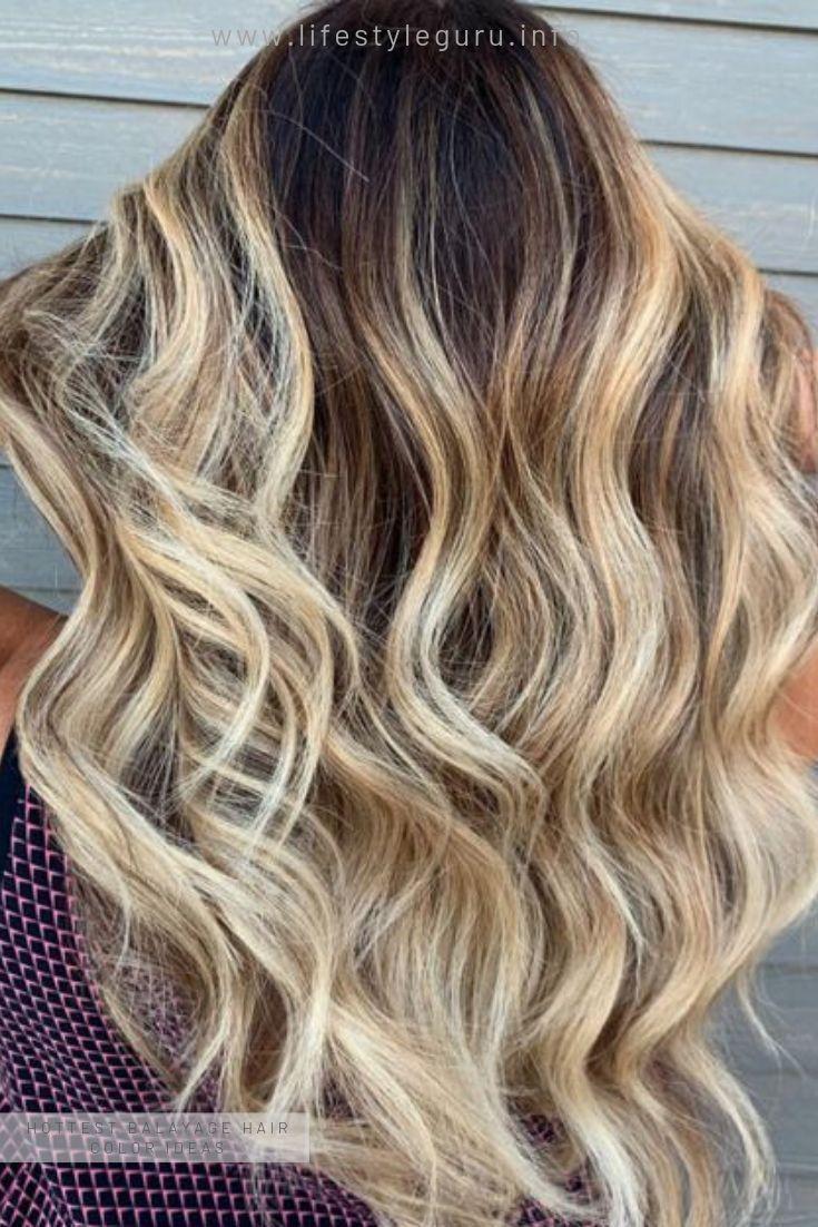Die Heisseste Balayage Haarfarbe Idee Die Sie Jetzt Ausprobieren Sollten Lif Ausprobieren Balayage D In 2020 Mocha Hair Balayage Hair Hair Color Light Brown