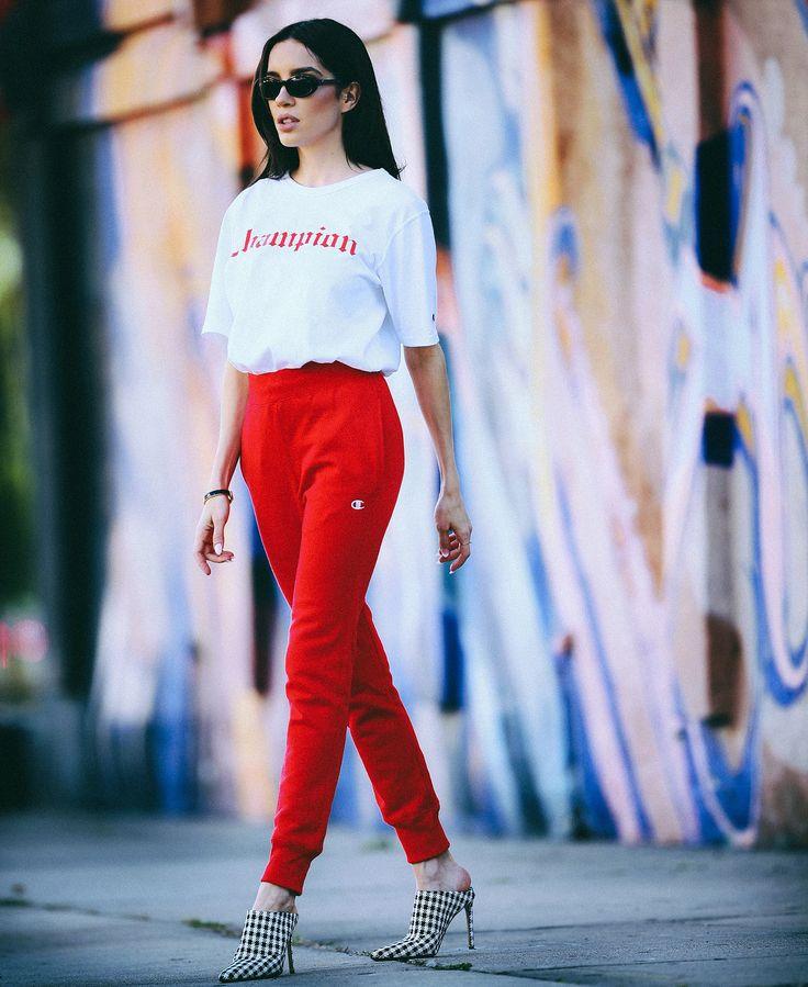 """""""When in doubt, wear red."""" – Bill Blass"""