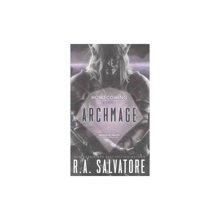 Archmage (Paperback) (R. A. Salvatore)