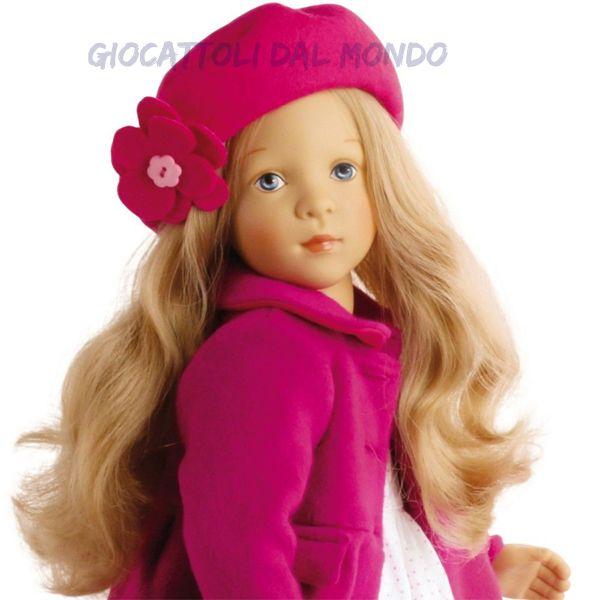 Lucie, bambola in vinie Petitcollin, solo su http://www.giocattolidalmondo.it/articoli/1261/lucie-bambola-in-vinile-48-cm-petitcollin.htm