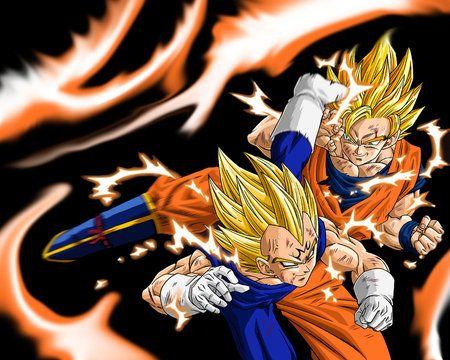 Goku images goku and vegeta wallpaper and background photos