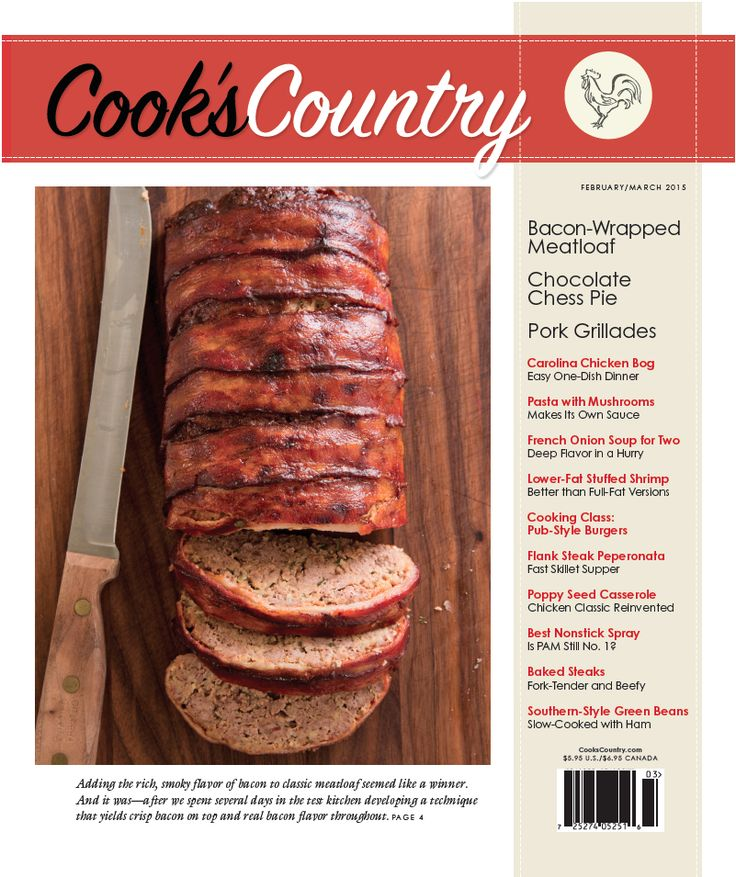 Available Today The February March 2017 Cook S Country Magazine