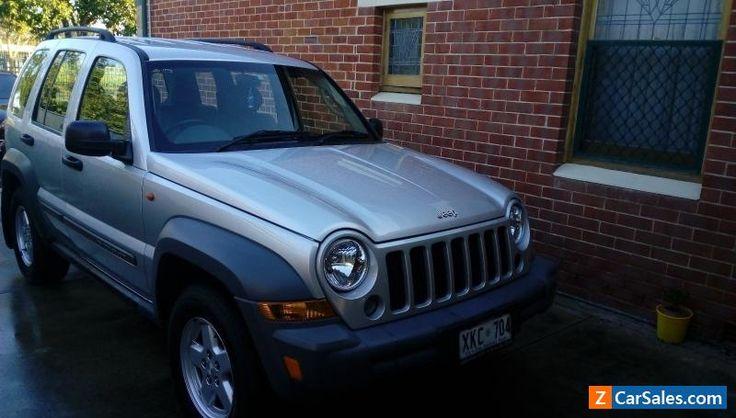 2005 Jeep Cherokee KJ Sport 2.8 Diesel Auto #jeep #cherokee #forsale #australia