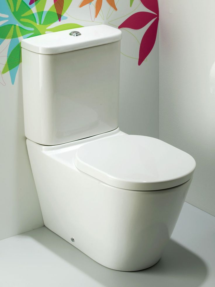 Ideal Standard Tonic Btw Close Coupled Toilet Suite Reece Bathroom Products Pearce