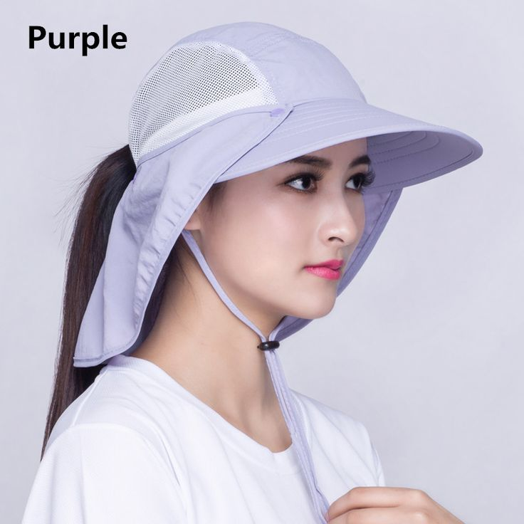 Protection Sun Hat UV Package Wide Brim Beach Hats For