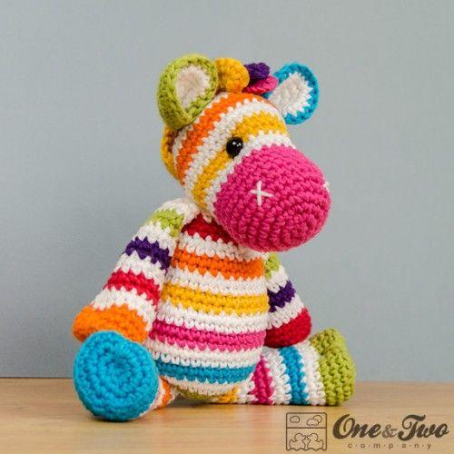 uber 1.000 Ideen zu ?Crochet Zebra Pattern auf Pinterest ...