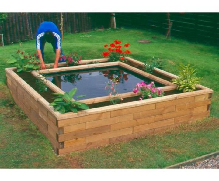 Aquaponics supplies for Aquaponics pond design