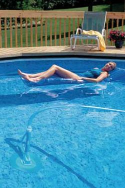 73 best images about pool dreams on pinterest for Above ground pool vacuum ideas