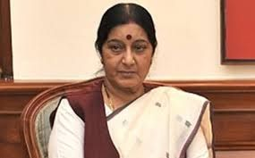 Sushma disappoints over lack of delicacy shown by Sartaj Aziz | Latest online Indian News from India