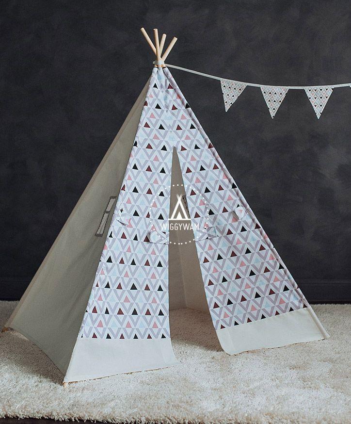 Wiggywam - домики вигвамы для детей :: Вигвам для детей «Лилла»