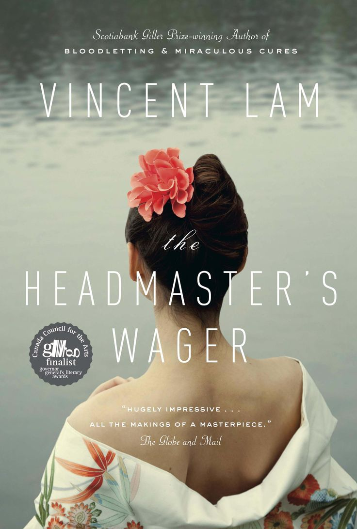 The Headmaster's Wager, by Vincent Lam. Percival Chen is the headmaster of the most respected English School in Saigon, and a compulsive gambler. When his son is suddenly placed in mortal danger, Percival must risk everything to save him. This is a novel of the Chinese in Vietnam, at the time of the Vietnam war. It is a story of one man's tragic misunderstandings, and his acts of greatest courage.