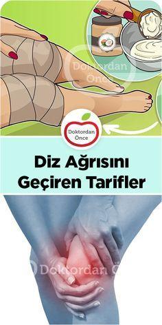 Diz ağrısına ne iyi gelir? Diz ağrısı için ilaç tarifi – Banu Didem Sezer