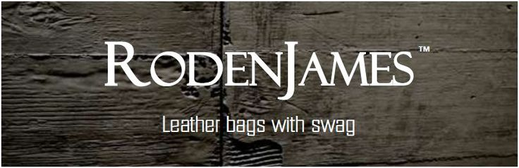 Roden James Leather Bags