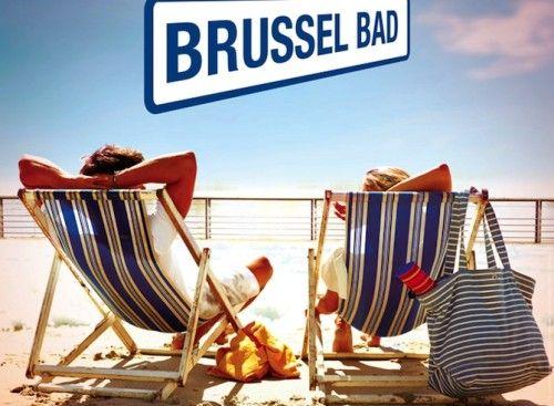 Hutjes, strandstoelen, lekkere cocktails, dit vind je hier in Brusselbad allemaal terug !