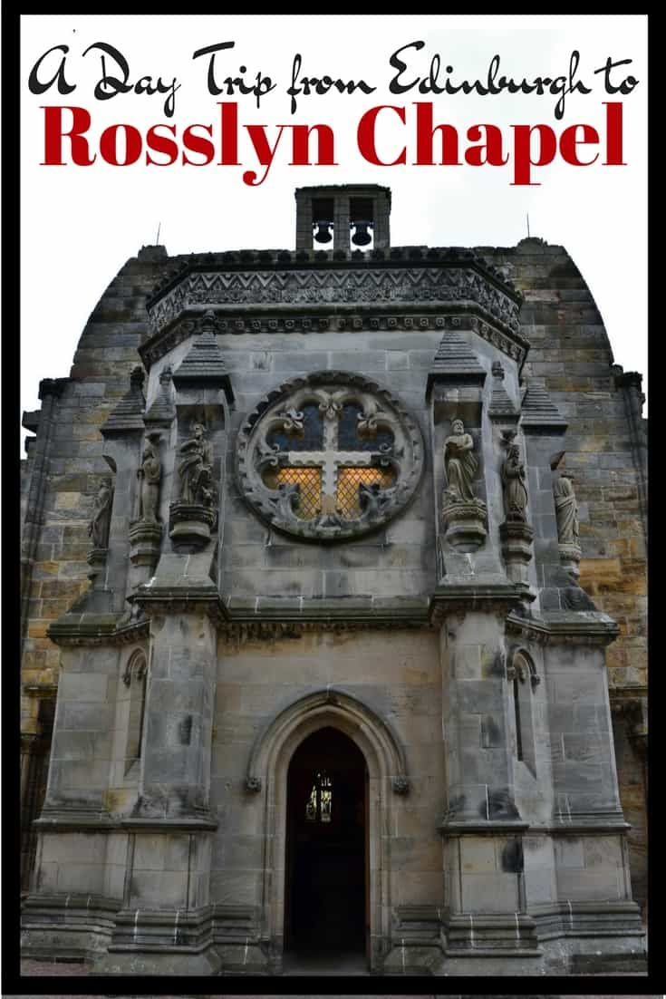 A Day Trip from Edinburgh to Rosslyn Chapel