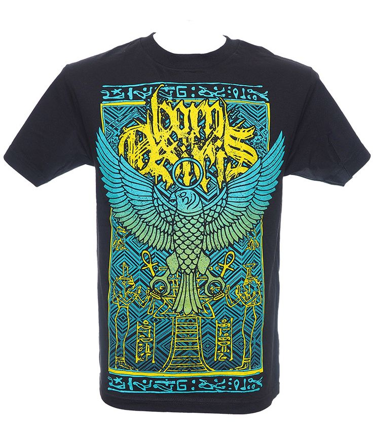 Born of osiris is an american deathcore band formed in 2003 in chicago the