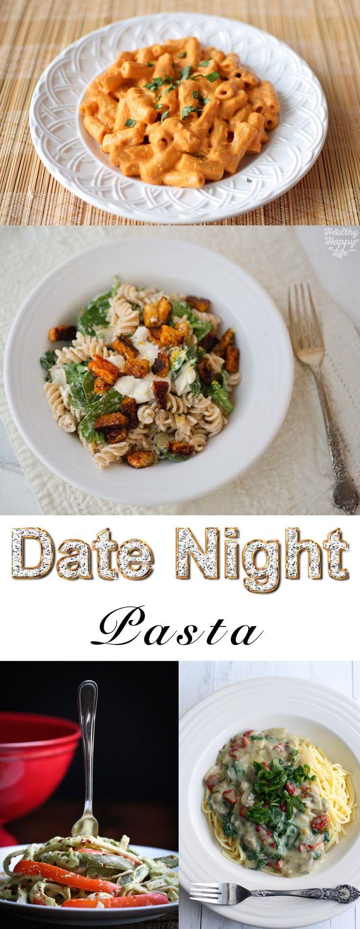 Date Night Recipes | Vegan recipes, Vegans and Night