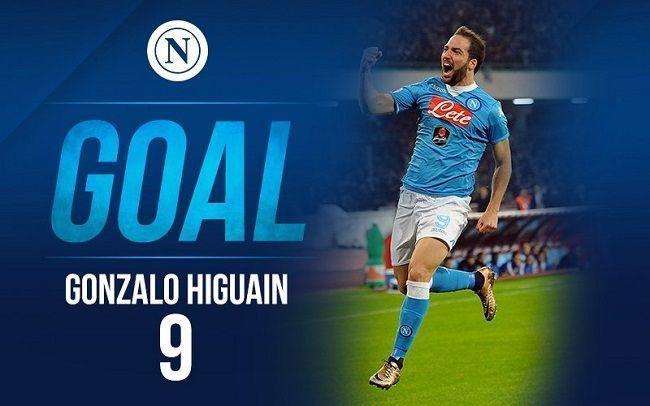 Niezawodny Argentyńczyk wyrównał stan meczu ACF Fiorentina vs SSC Napoli • Gonzalo Higuain strzelił gola w 9 sekund • Zobacz więcej >> #goals #napoli #fiorentina #seriea #higuain #football #soccer #sports #pilkanozna