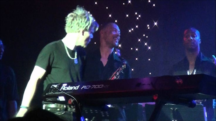 Brian Culbertson live at The Smooth Jazz Cruise '12, part 1