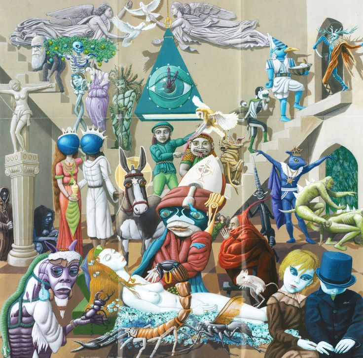 60 Best Dave Patchett Album Covers Images On Pinterest