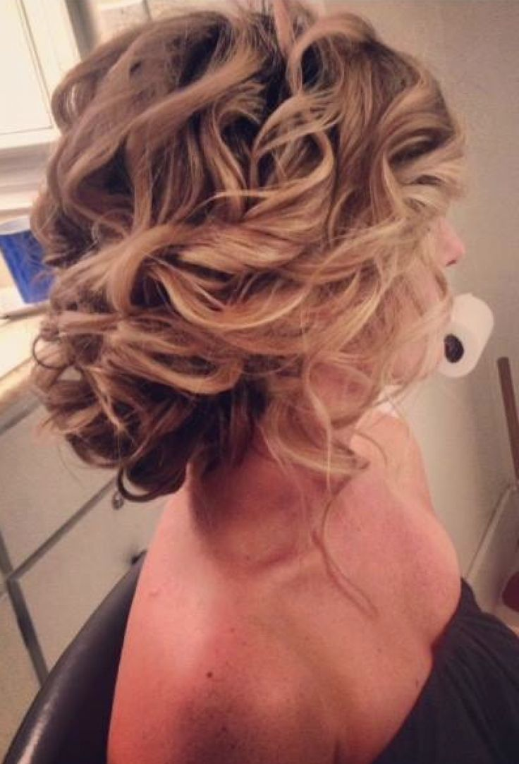 Marvelous 1000 Ideas About Special Occasion Hairstyles On Pinterest Short Hairstyles Gunalazisus