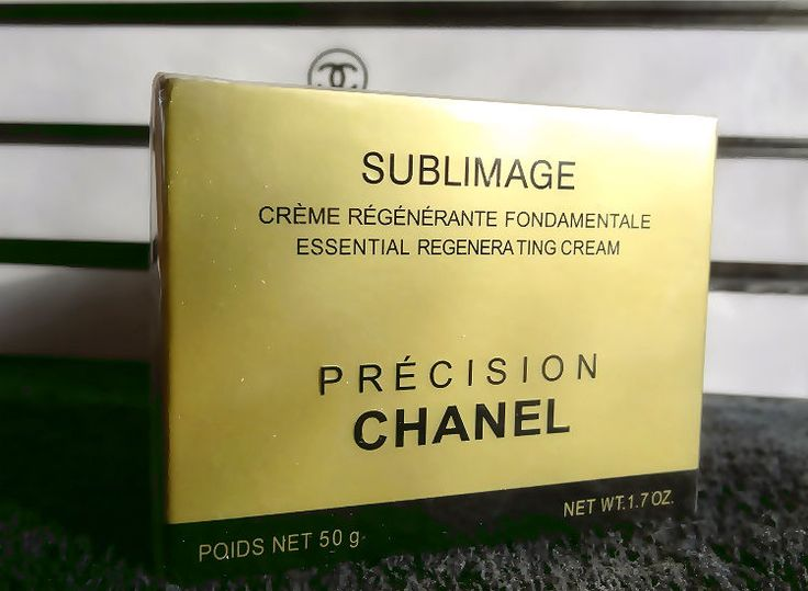 Chanel Sublimage Essential Regenerating Cream (50g/1.7oz) #Chanel