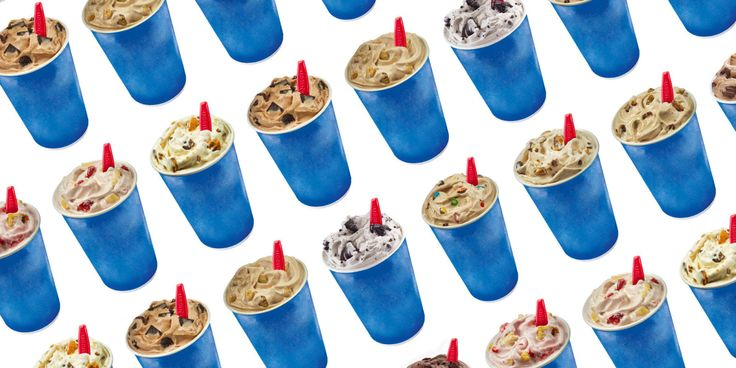 Dairy Queen's New Blizzard Is Fully Loaded With M&Ms, Cookies, And Peanut Butter