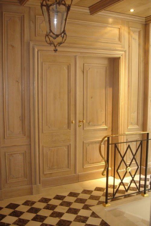 Belgian Pearls Blog: Belgium Home. Floor, iron/brass staircase railings, woodwork.