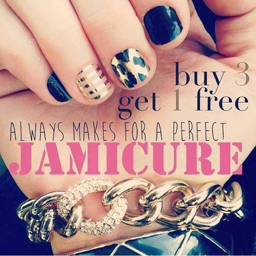 Jamberry >>> Buy 3 Get 1 Free http://itsawrapp.jamberrynails.net