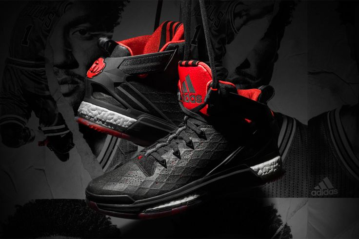 adidas & Derrick Rose Officially Unveil the D Rose 6